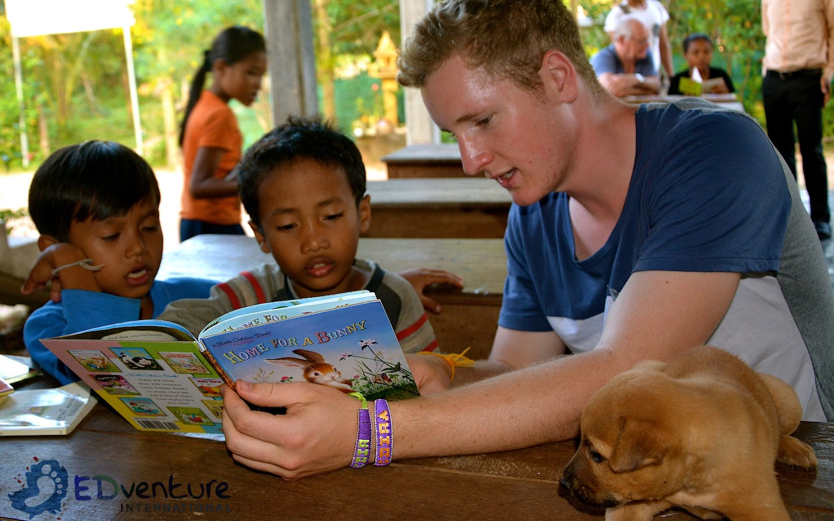 how to teach reading in a foreign language