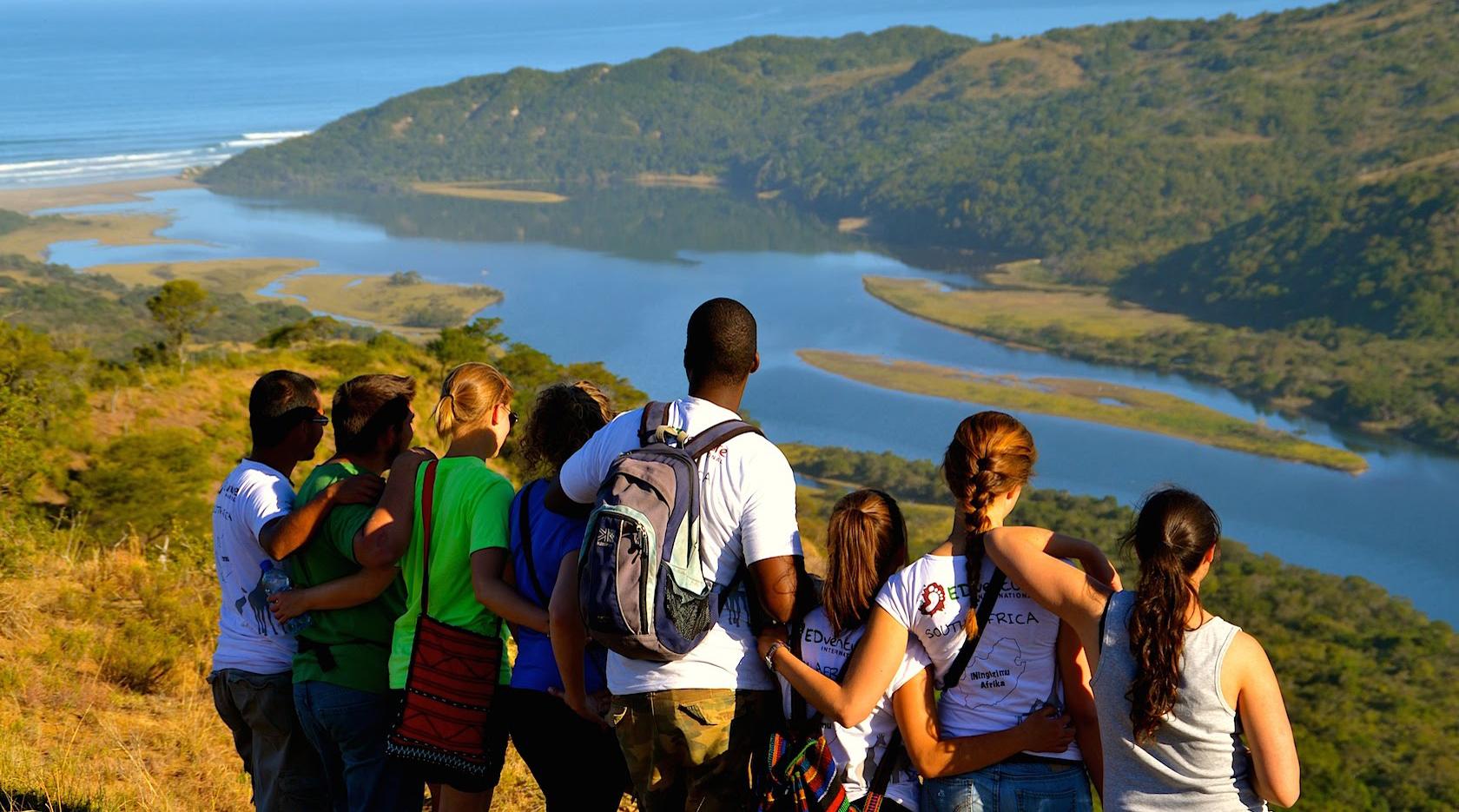 South Africa EDventure Team